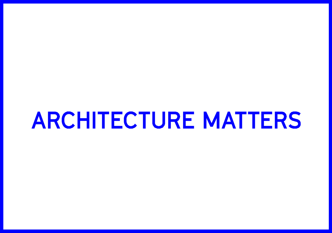 Architecture_Matters
